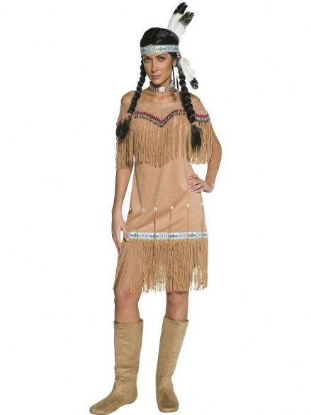 Indian Female Costume